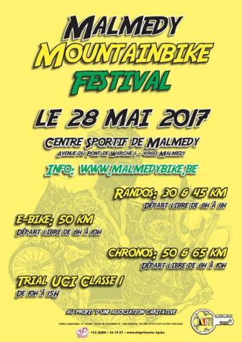 Malmedy mountainbike festival