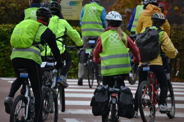 Solidarity bike 2018 - grand tour de la province de liège